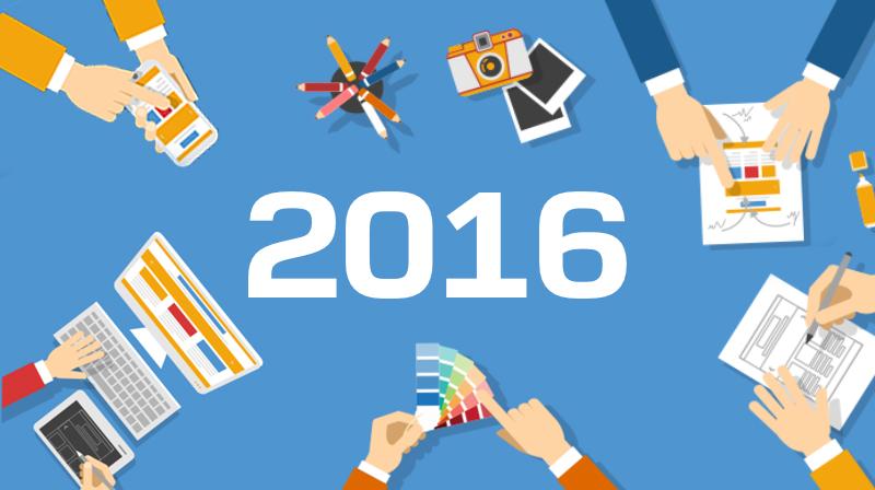 2016'da Kaçırmamanız Gereken 5 Tasarım Trendi